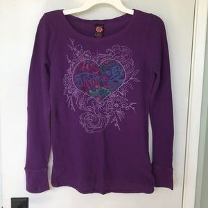 Lucky Brand Tops - Lucky brand thermal long sleeve t-shirt